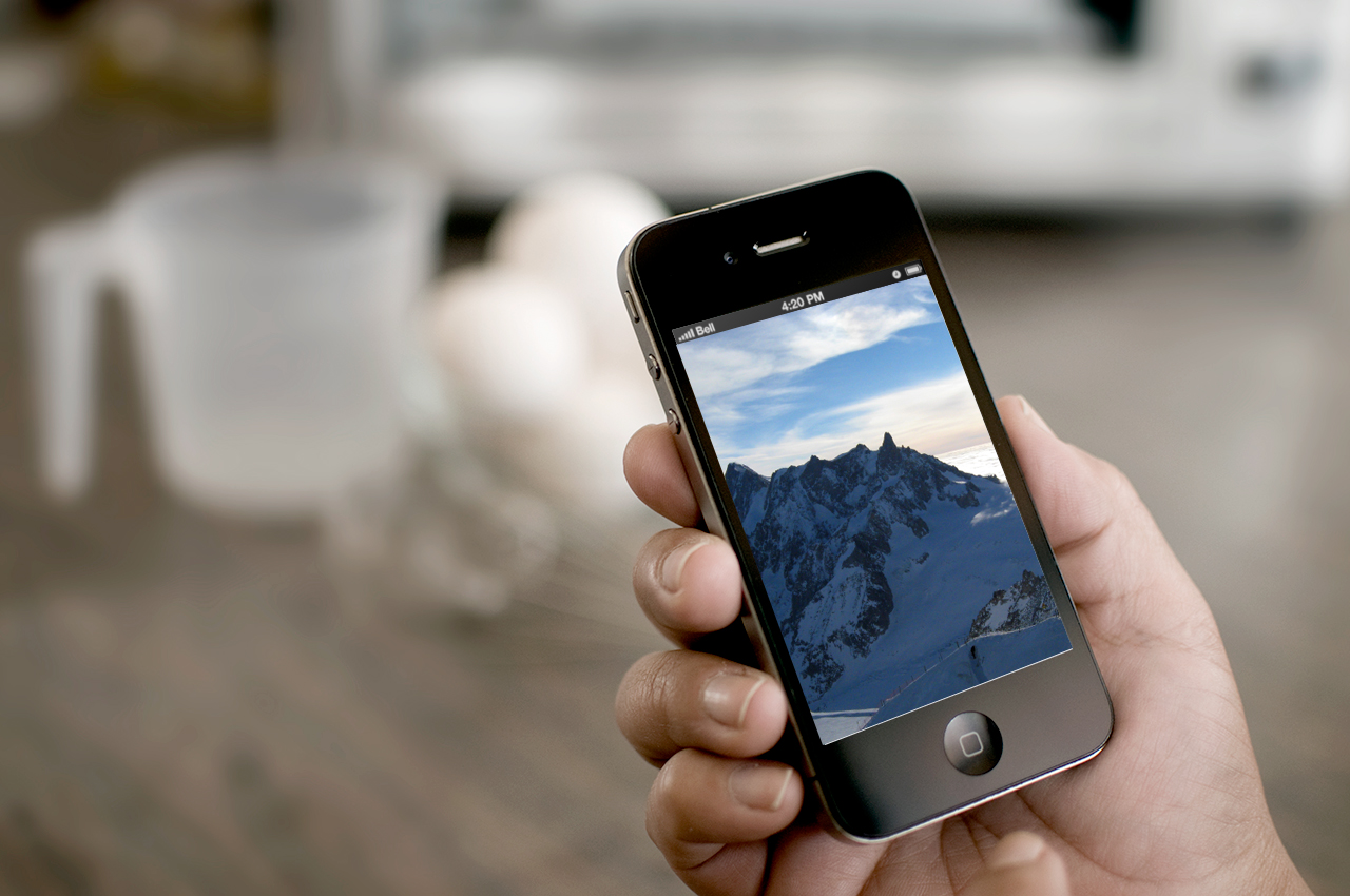 Top 10 des applications Smartphone pour partir skier !