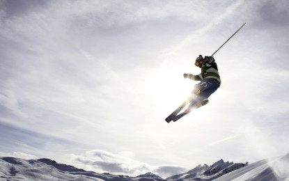 Skier l'été aux 2 Alpes