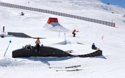 Où skier l'été ?