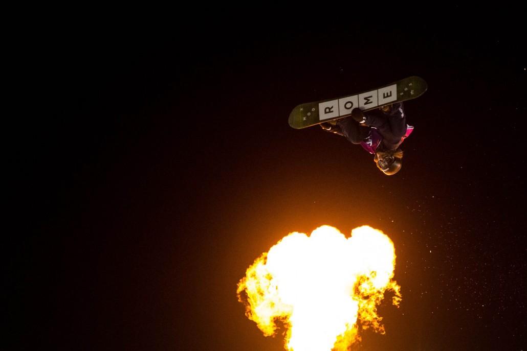 Pat Burgener : l'alliance du snowboard et de la musique