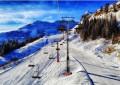 Quelles différences entre ski et snowboard ?