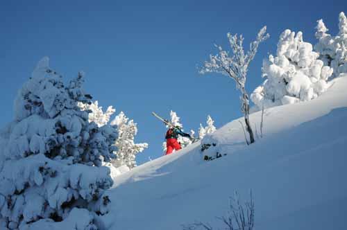 ski santé