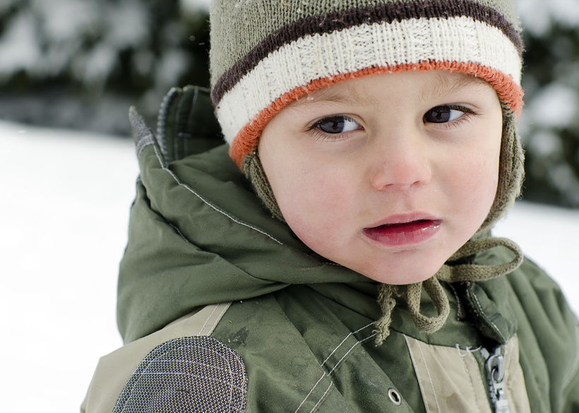 Le ski pour les enfants