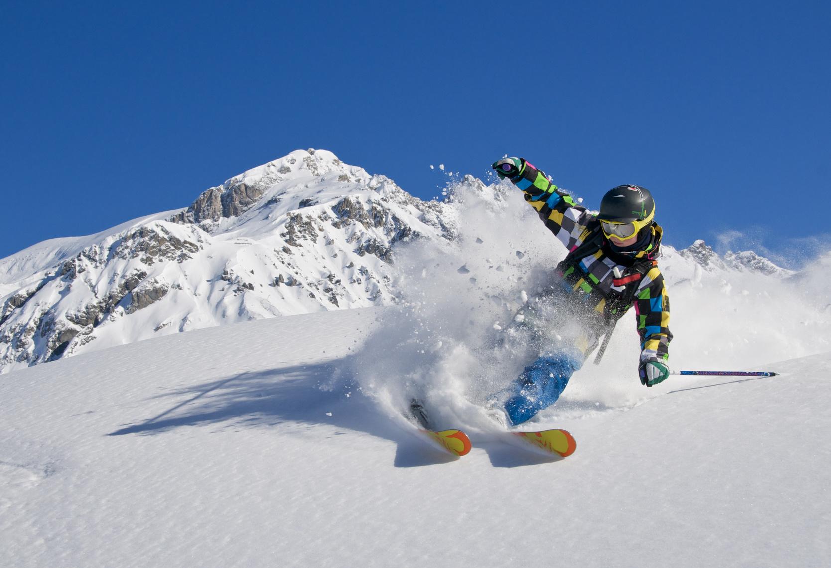 Quelle veste de ski choisir pour ses enfants ?