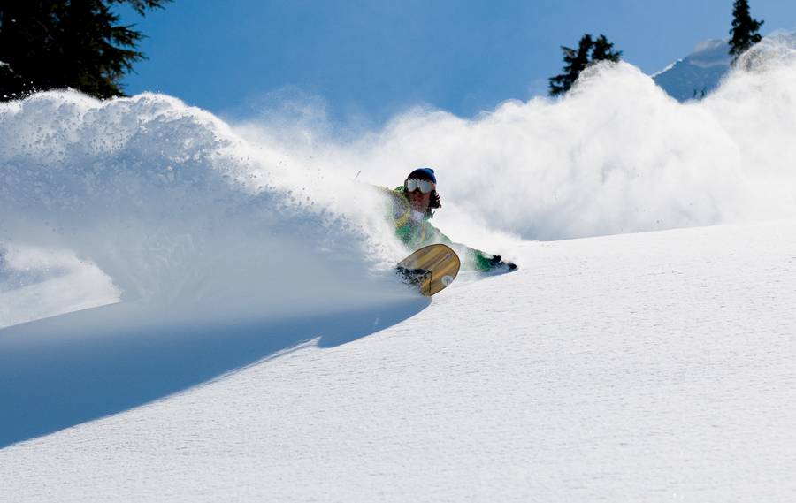 Jones Snowboard : le freeride, mais pas seulement