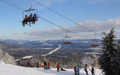 3 endroits pour faire du ski et de la planche à neige au Québec