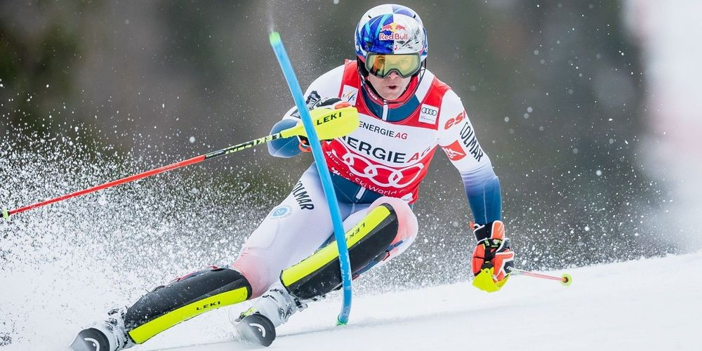 Alexis Pinturault: étoile française des prochains mondiaux de ski alpin