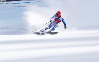 Les Mondiaux de ski alpin de Cortina d'Ampezzo maintenus en février 2021